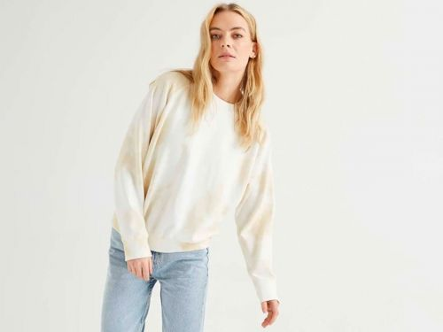 Nobody needs a $72 sweatshirt, but we've worn this one from Richer Poorer so often that its cost per wear actually makes it a good value