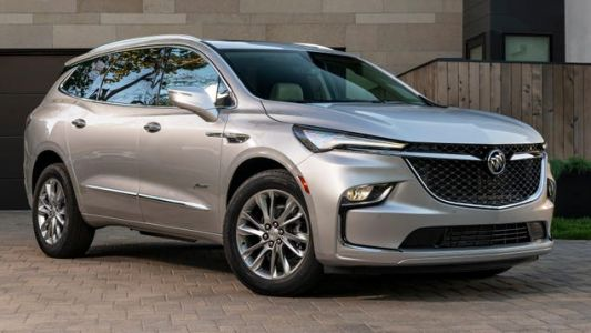 The 2022 Buick Enclave Is Still Trying To Be American Luxury