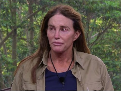 Kim Kardashian said nobody was there to support Caitlyn Jenner when she was eliminated from a British reality show because the producers didn't contact them
