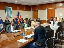 Cayman Islands Tourism Minister hosts introductory meeting with members of the CITA Executive Committee