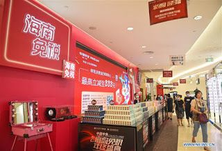 Hainan sees tourism, consumption boom during holiday