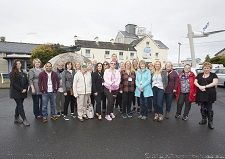 Canadian travel professionals explore Ireland