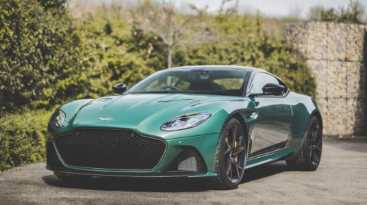 Aston Martin Wants You To Remember That One Time It Won Le Mans