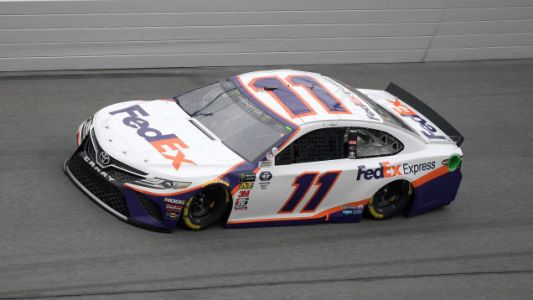 Denny Hamlin Plays the Ultimate Game of Defense to Win the 2019 Daytona 500