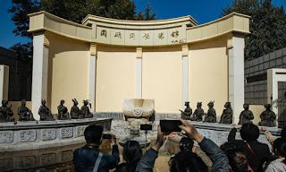 Old Summer Palace marks 160th anniversary of massive looting