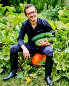 Four Seasons Hotel George V, Paris: Putting a Stop to Food Waste and a Kitchen Garden