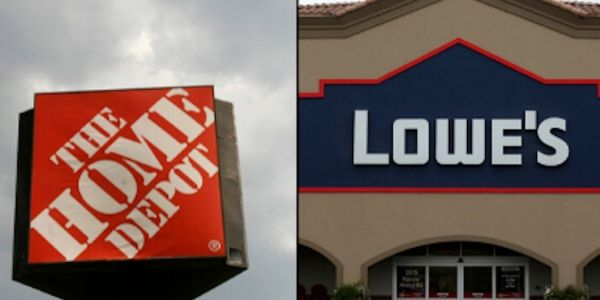 Inside the home improvement sector: Shoppers flock to Lowe's and Home Depot thanks to stay-at-home orders, spring weather