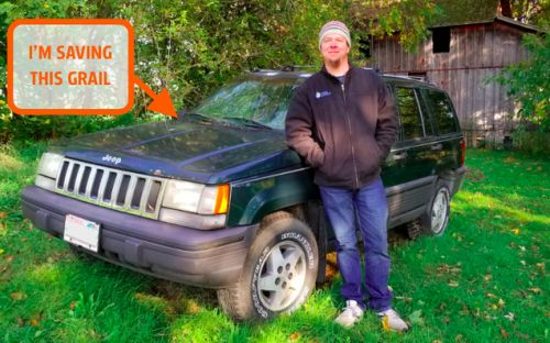 Here's How I'm Going To Save A Doomed 'Holy Grail' Jeep Grand Cherokee Sitting On An Old Wisconsin Dairy Farm