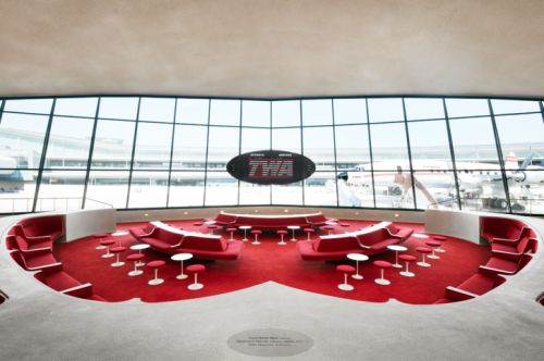 TWA Hotel Opens at NYC's JFK Airport
