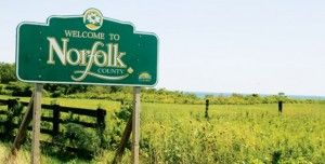 Norfolk County welcomes 43.5 million day trippers in 2017-2018 tourism season