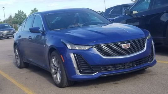 At $37,890 the 2020 Cadillac CT5 Hopes to Compete With the Europeans by Being Dirt Cheap