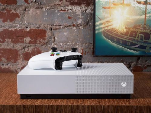 The Xbox One S All-Digital gaming console cuts out the disc drive in favor of downloads - here's how much it costs