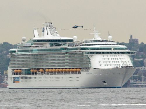 The parents of the toddler who fell from the 11th-floor of a Royal Caribbean cruise ship are suing the company