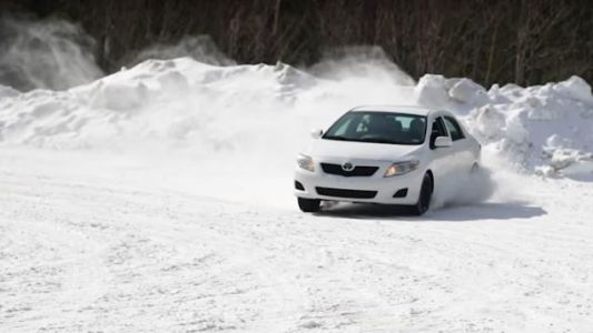 Of Course a Toyota Corolla Can Rally