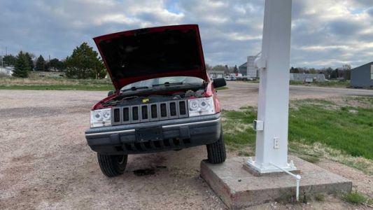 I Fixed This Dying Jeep With $10 In Parts From Home Depot